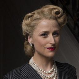 Mamie Gummer - (Helen Sabine)
